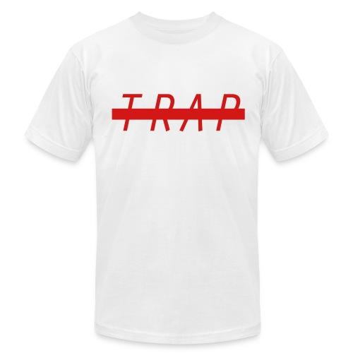TRAP life - Men's Fine Jersey T-Shirt