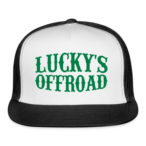 Lucky's Offroad Trucker Hat - Trucker Cap