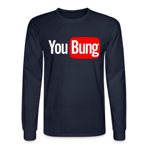 YouBung v2 - Men's Long Sleeve - Men's Long Sleeve T-Shirt