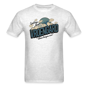Greetings from Vroengard! (Unisex) - Men's T-Shirt