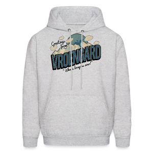 Greetings from Vroengard! (Unisex) - Men's Hoodie