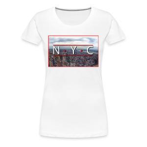NYC - New York Series - Women's Premium T-Shirt