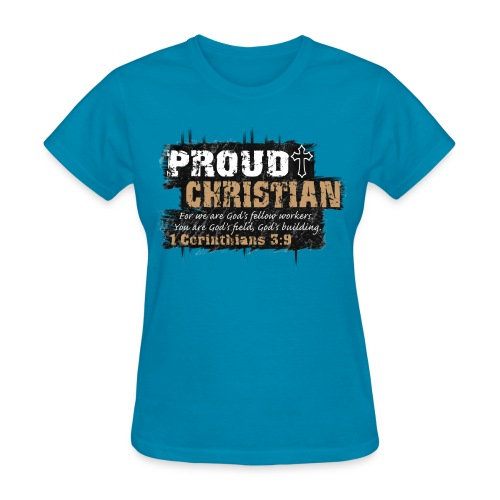 Womens Proud - Women's T-Shirt