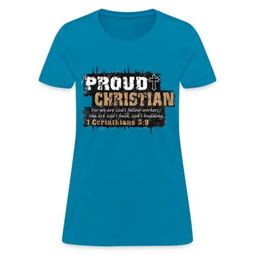 Womens Proud - Women's T-Shirt