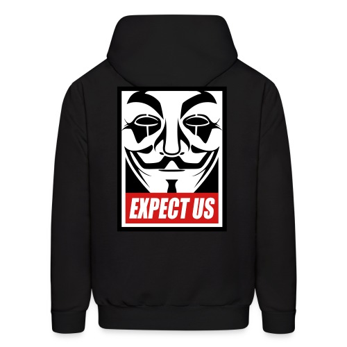 Anonymous Hoodies 3 - Men's Hoodie