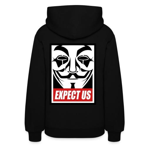 Anonymous Hoodies 2 - Women's Hoodie