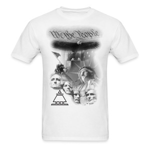 We The People Men's T Shirt - Men's T-Shirt
