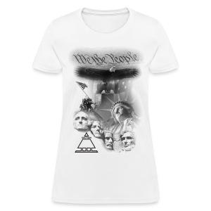 We The People Women's T Shirt - Women's T-Shirt