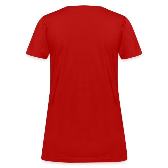 Santa Paws - Womens T-shirt