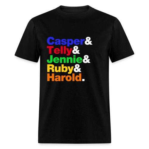 Kids '95 Stars Shirt - Men's T-Shirt