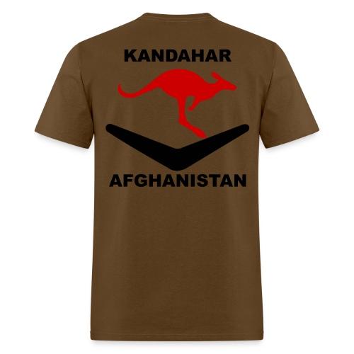 KAF Kandahar T-Shirt - Brown - Men's T-Shirt