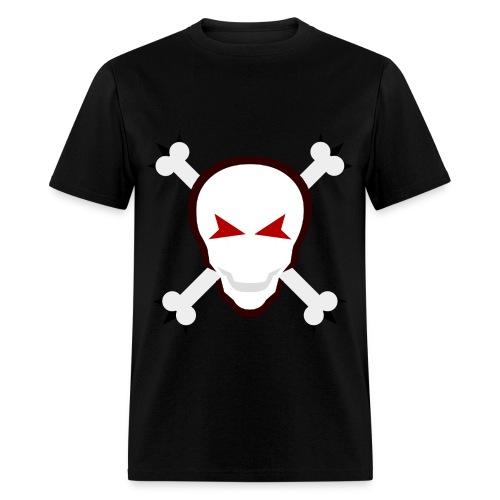 Men's Dark Lyn Skull Shirt - Men's T-Shirt