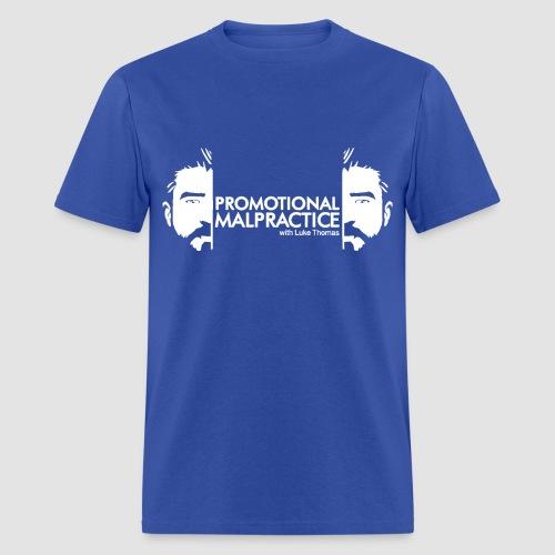 promotional malpractice - Men's T-Shirt