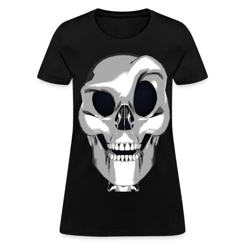 Crazy Skull - Women's T-Shirt