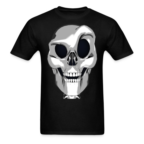 Crazy Skull - Men's T-Shirt