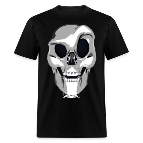 Crazy Skull - Men's T-Shirt