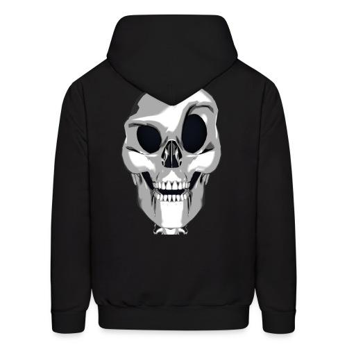 Crazy Skull Hoodie - Men's Hoodie