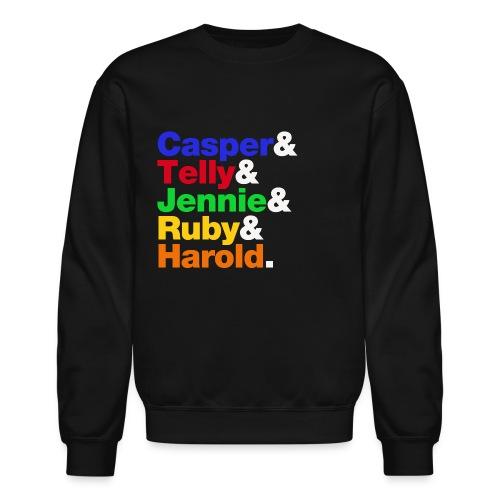 Kids '95 Stars Shirt - Crewneck Sweatshirt