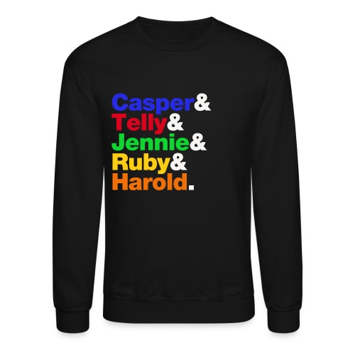 Kids '95 Stars Shirt - Crewneck Sweatshirt