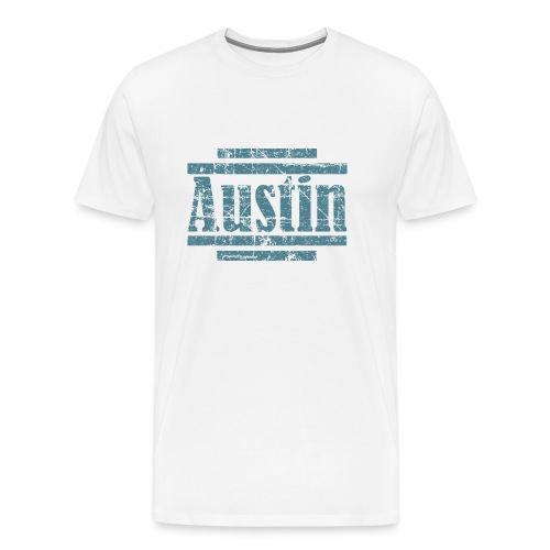 Austin 20th Classic Vintage Blue