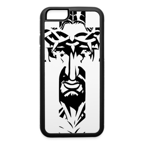 Jesus Cross I phone 6 case - iPhone 6/6s Rubber Case