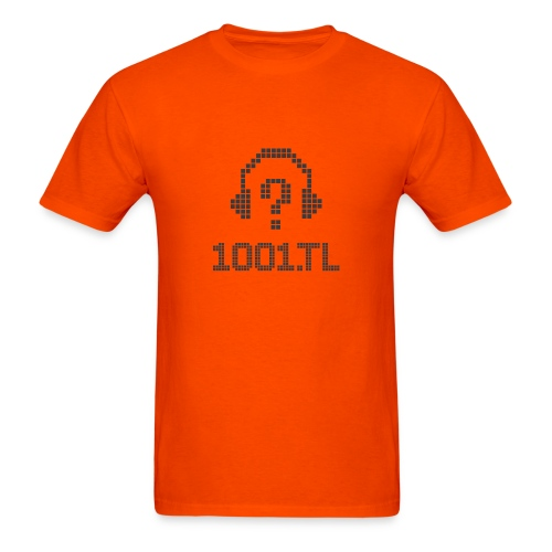 1001.TL Tee - Men's T-Shirt