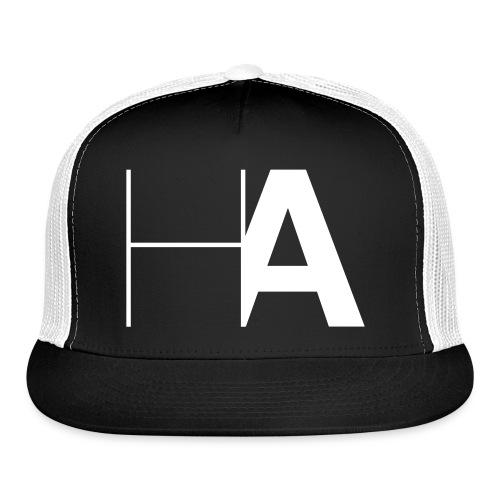 HA Logo Hat - Trucker Cap