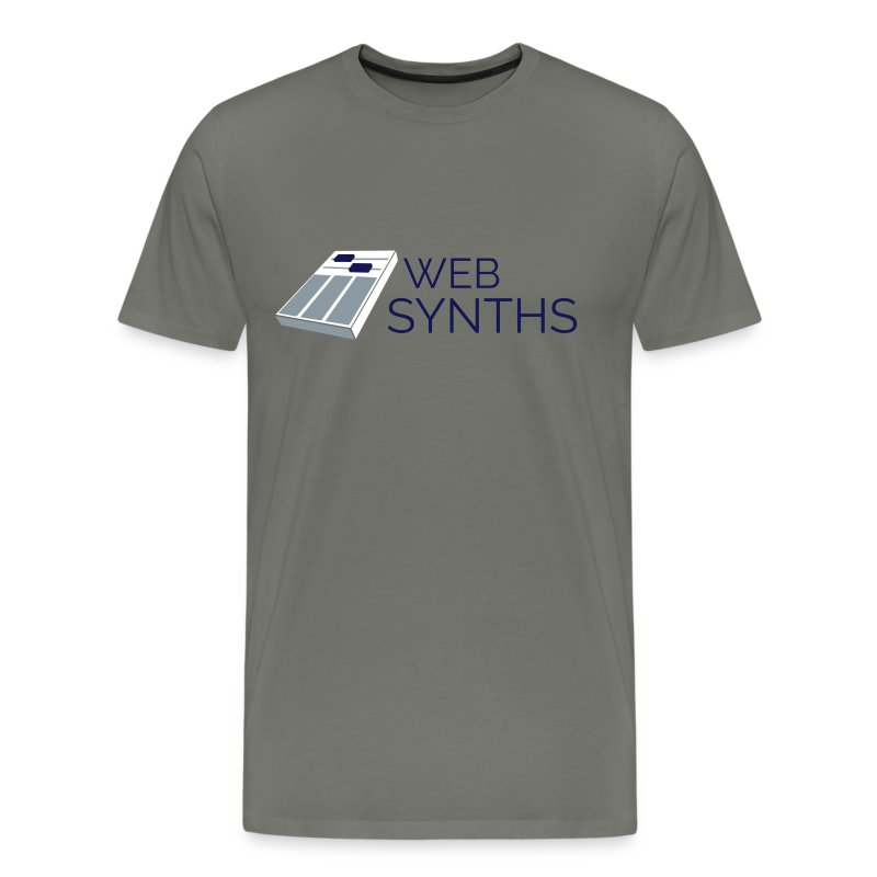 WebSynths - Men's Premium T-Shirt