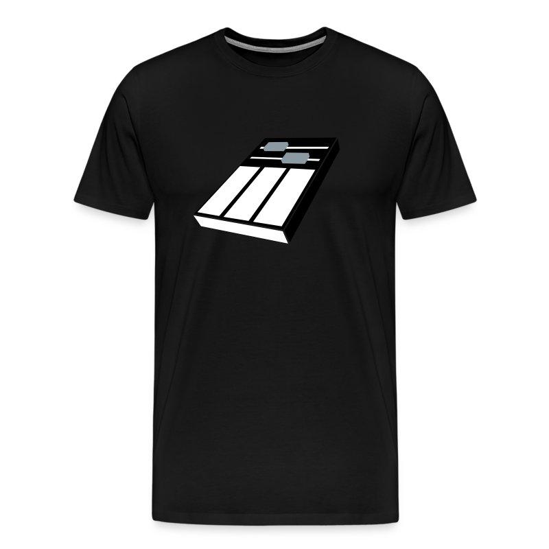 WebSynths Logo - Men's Premium T-Shirt