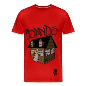 Bando Trappin - Men's Premium T-Shirt