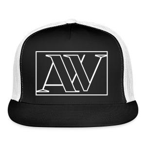 AW boxed in Trucker Hat - Trucker Cap