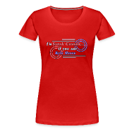 Women's T-Shirts ~ Women's Premium T-Shirt ~ Article 104385500