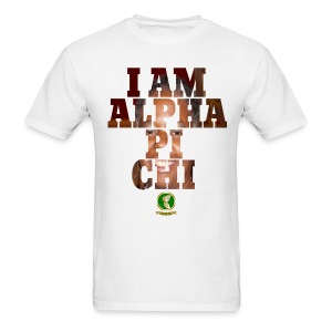 Alpha Pi Chi  - Men's T-Shirt