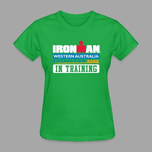 IM Western Australia In Training Women's T-shirt - Women's T-Shirt