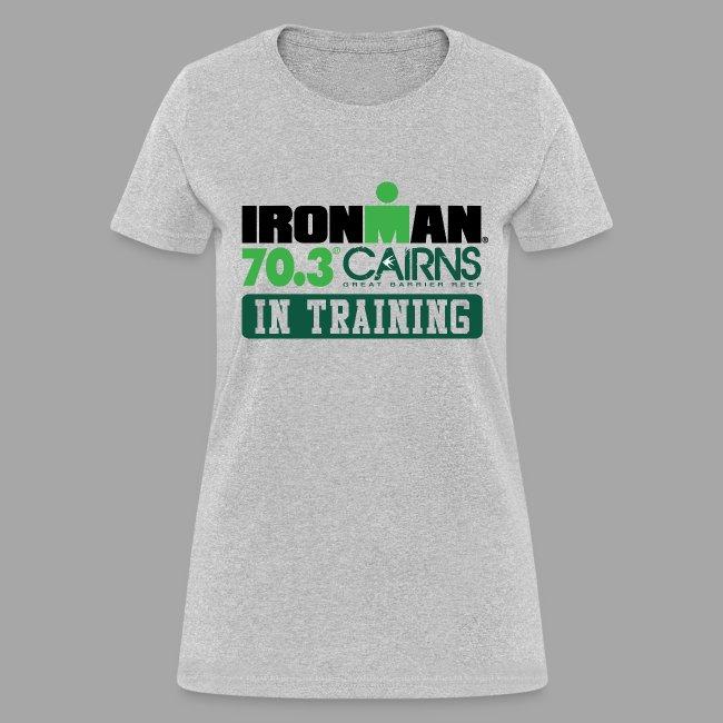 70.3 Cairns In Training Women's T-shirt