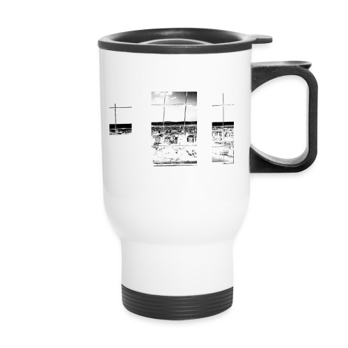 A City Separated - Travel Mug