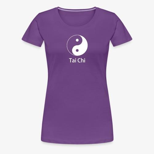 Yin Yang Tai Chi T Shirt - Women's Premium T-Shirt