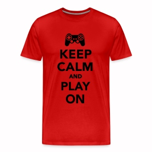 Play On - Men's Premium T-Shirt