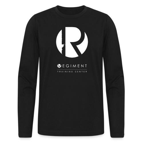 Regiment Long Sleeve T-shirt (Black) - Men's Long Sleeve T-Shirt by Next Level