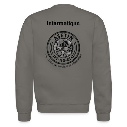 Gilet Long Informatique - Crewneck Sweatshirt