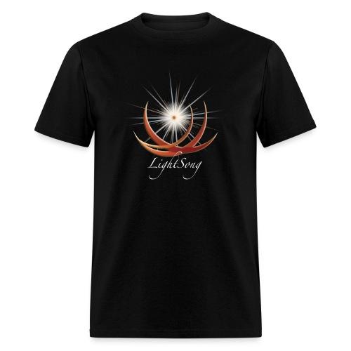 Unisex LightSong Just Journey On It Tee - Men's T-Shirt