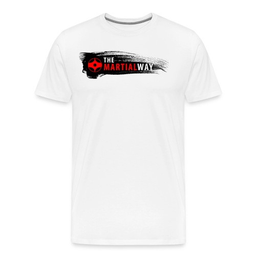 The Martial Way Tee - Men's Premium T-Shirt