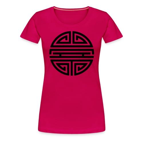 Fit, healthy - Women's Premium T-Shirt