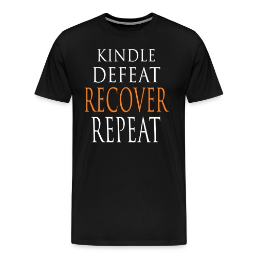 KDR2 - Dark Souls - Men's Premium T-Shirt