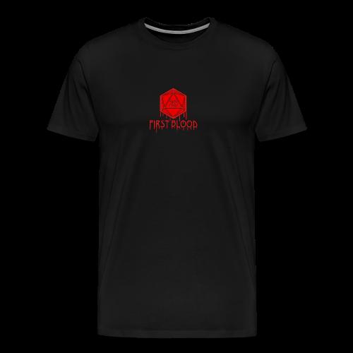 First Blood - Men's Premium T-Shirt