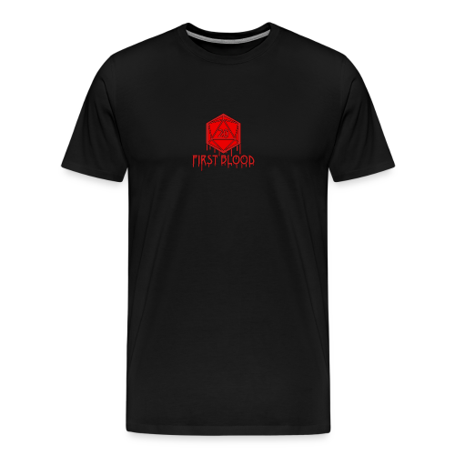 First Blood - Men's Premium T-Shirt