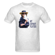 T-Shirts ~ Men's T-Shirt ~ Martha My Detroit Players