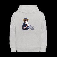 Sweatshirts ~ Kids' Hoodie ~ Martha My Detroit Players