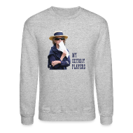 Long Sleeve Shirts ~ Crewneck Sweatshirt ~ Martha My Detroit Players