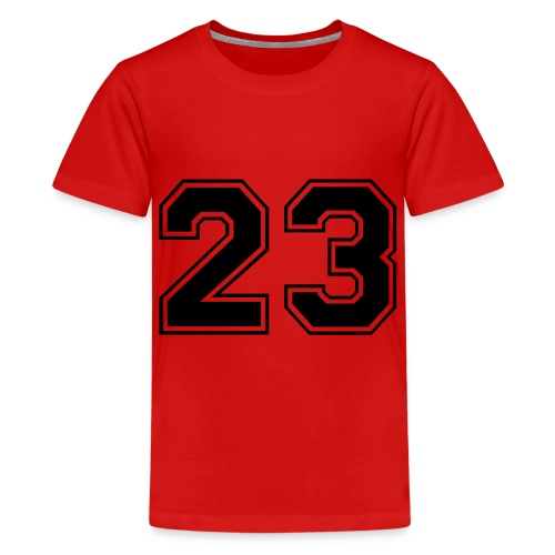 23 shirt - Kids' Premium T-Shirt